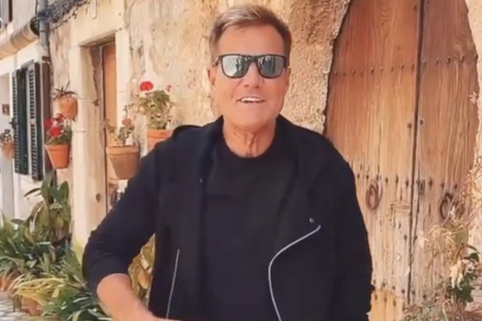 Dieter Bohlen (67) plaudert auf Instagram über seine Zukunft.