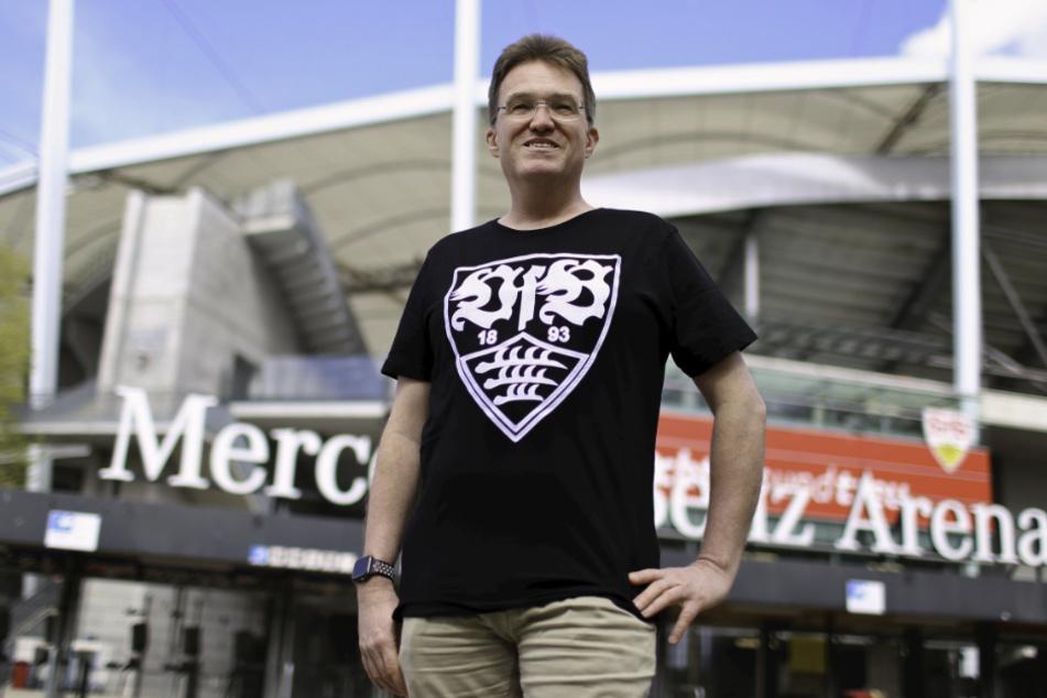 Pierre-Enric Steiger (49) wil zum neuen Vereinspräsidenten des VfB Stuttgart gewählt werden.