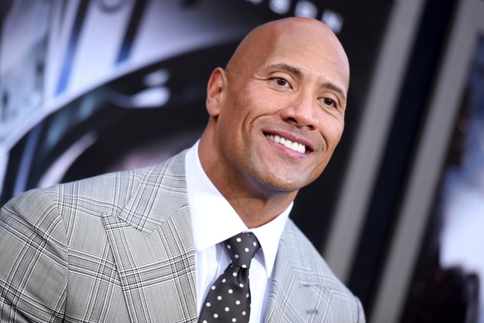 """Der US-Schauspieler Dwayne """"The Rock"""" Johnson (48) moderiert den Spendenmarathon."""