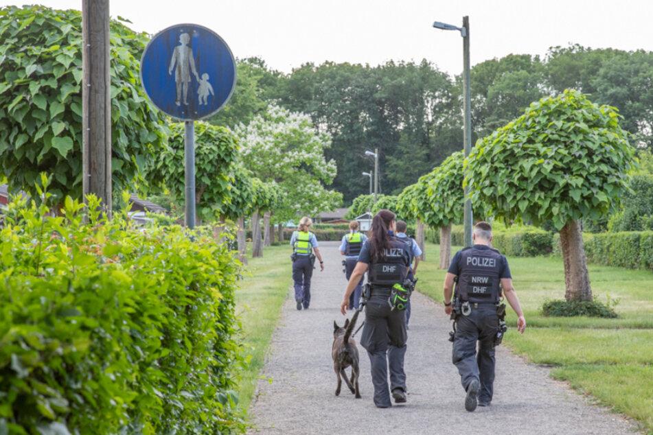 Köln: Kölner Polizist stolpert und schießt aus Versehen!