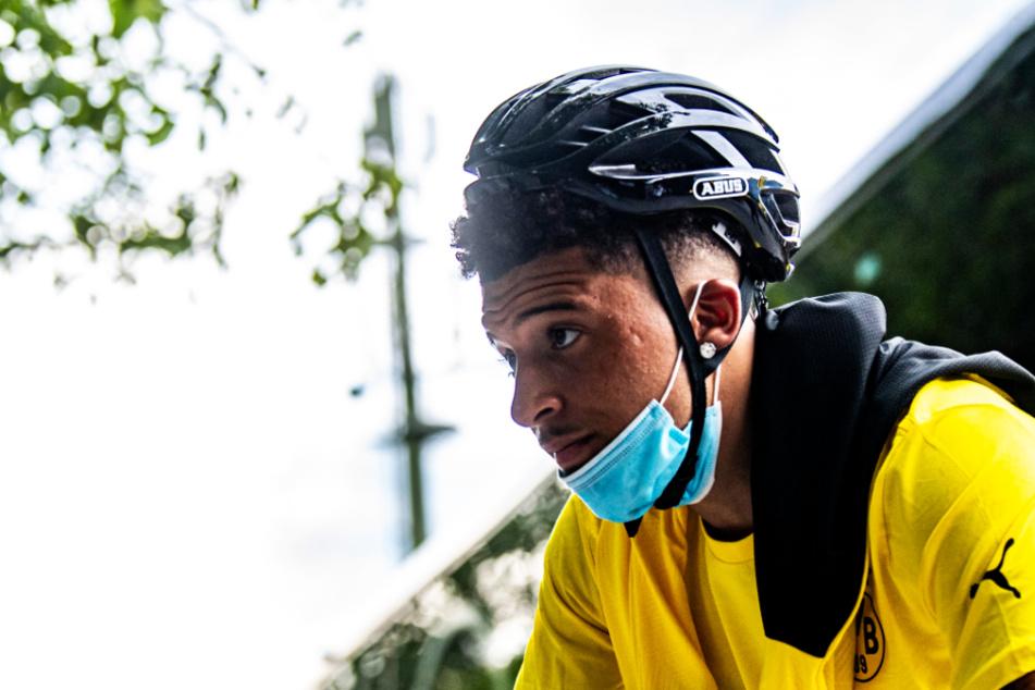 Jadon Sancho (20) wird allem Anschein nach ein weiteres Jahr bei Borussia Dortmund bleiben.
