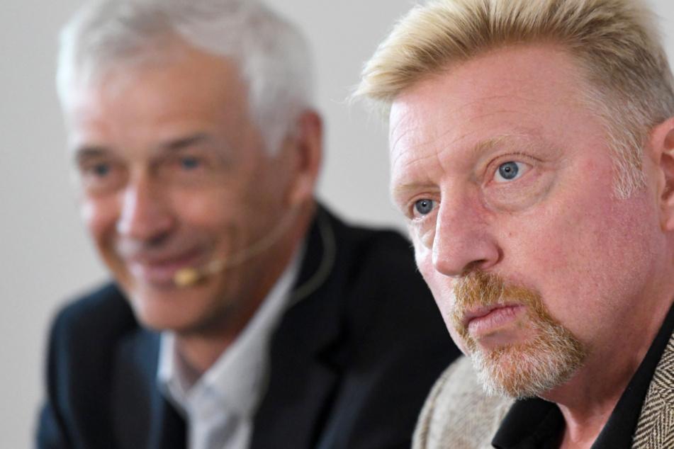 Boris Becker: Blick in die Zukunft: Boris Becker als DTB-Präsident?