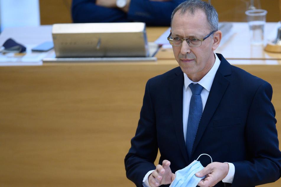 AfD plant Klage gegen Sachsens Corona-Schutzverordnung