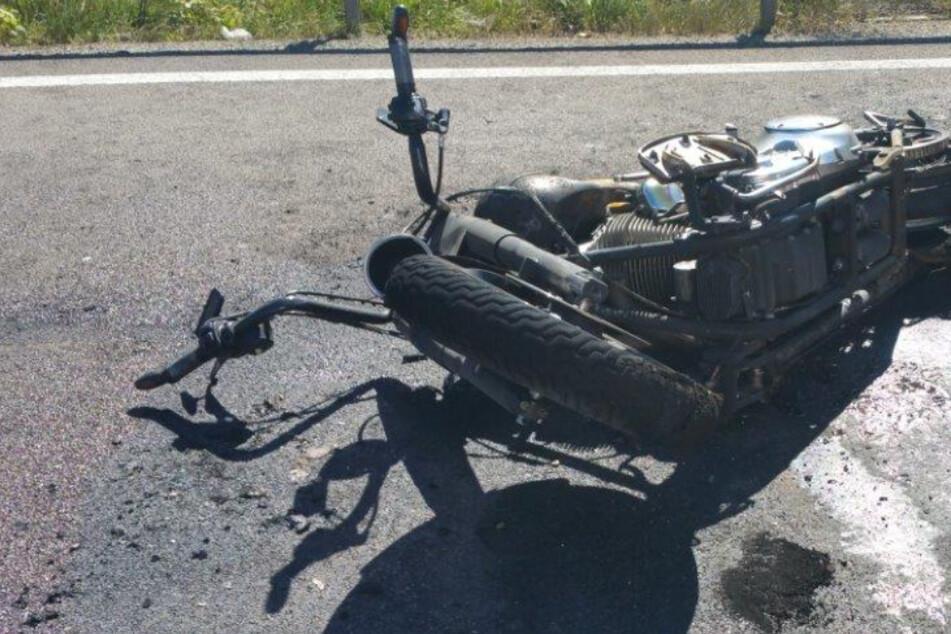 Aktenzeichen XY: Junge (13) stirbt nach Unfall zwischen Motorrad und Auto auf A8: Wird Schuldiger bald gefasst?