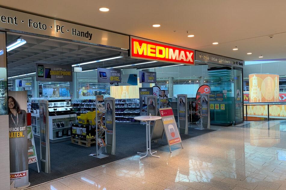 MEDIMAX Wildau räumt das Lager und gibt bis zu 50% Rabatt auf Technik!