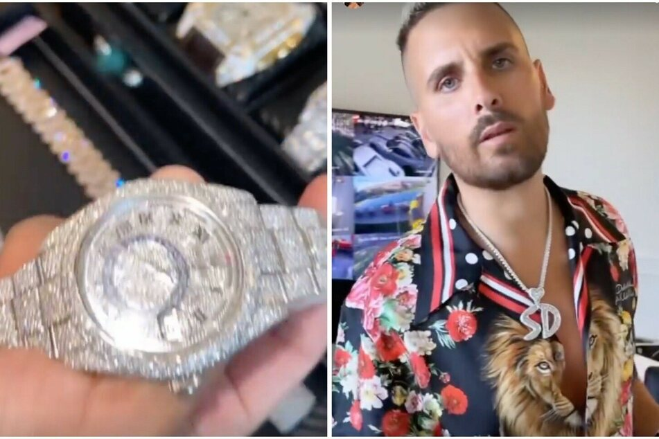 It's good to be Lord! Scott Disick's birthday bash was full of Kardashian guests and blinged-out gifts