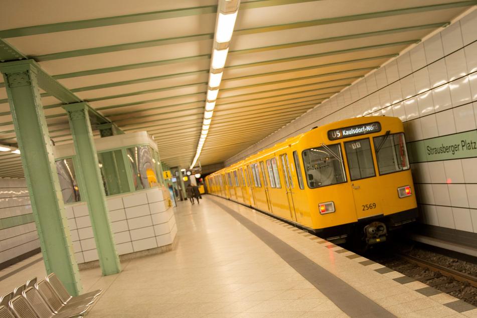 Es handelte sich um eine U-Bahn der Linie 5. (Symbolbild)