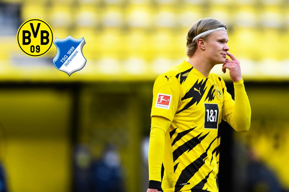 BVB kommt nicht vom Fleck! Dortmund holt gegen TSG Hoffenheim nur Remis