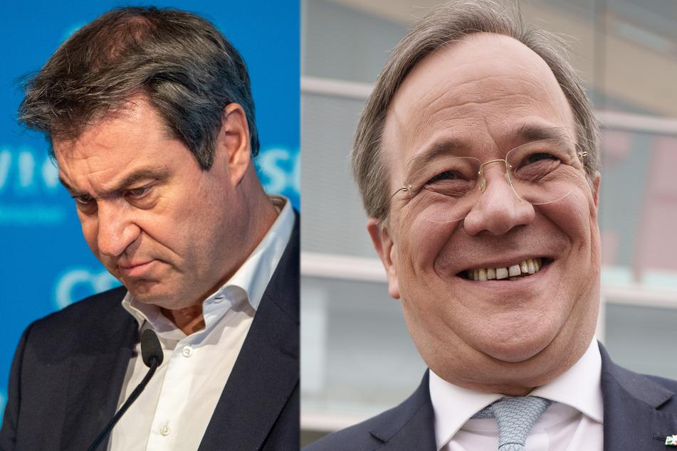 Machtkampf beendet: Laschet soll Unions-Kanzlerkandidat werden!
