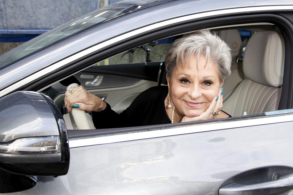 Dagmar Frederic (76) freut sich auf ihr Wiedersehen mit Dresden.