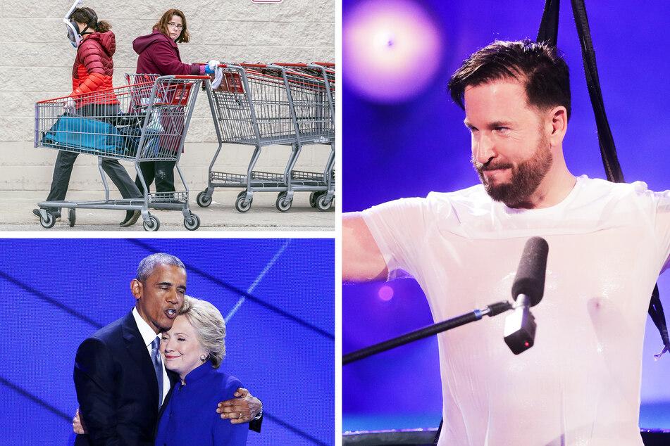 """Michael Wendler """"weiß"""", wie die US-Wahl wirklich ablief und kündigt neuen TV-Auftritt seines Managers an"""