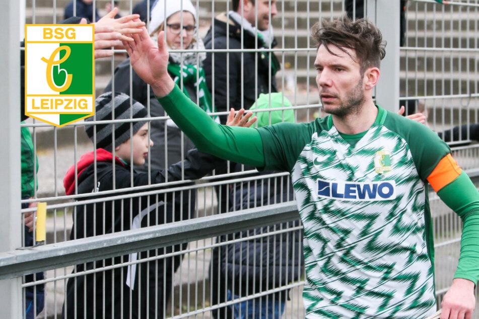 """""""Nicht wegzudenken"""": Chemie Leipzig verlängert mit Kapitän Karau"""