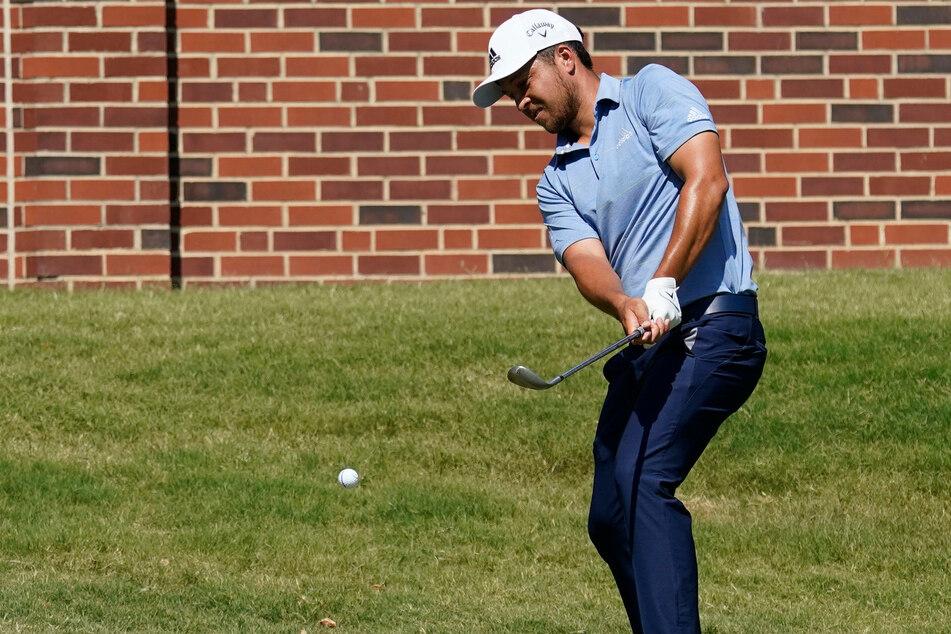Golfprofi Xander Schauffele (26).