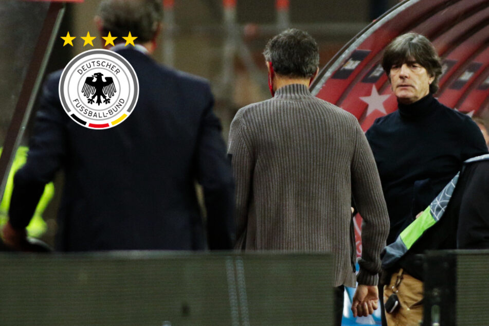 DFB setzt trotz Spanien-Klatsche weiter auf Löw: Es bleiben viele offene Fragen!
