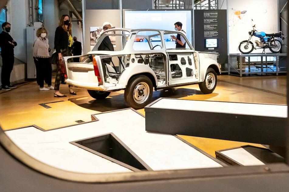 """Virtueller Rundgang: So könnt Ihr die sächsische Landesausstellung """"Boom"""" doch noch anschauen"""