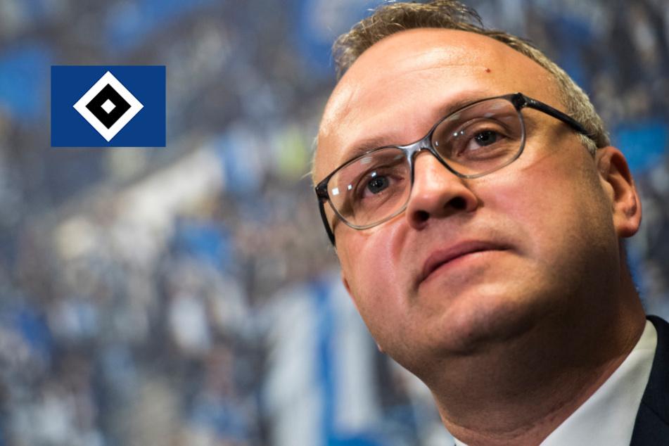 """HSV-Finanzchef warnt vor Corona-Folgen: """"Fußball wird nicht der Gleiche sein"""""""