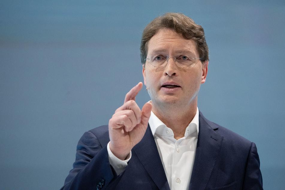 Daimler-Chef Ola Källenius (50). (Archivbild)