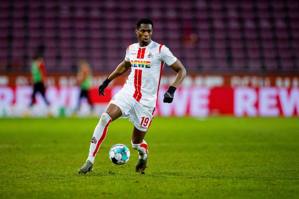 Kingsley Ehizibue (25) könnte in diesem Winter noch seinen Abgang vom 1. FC Köln vermelden.