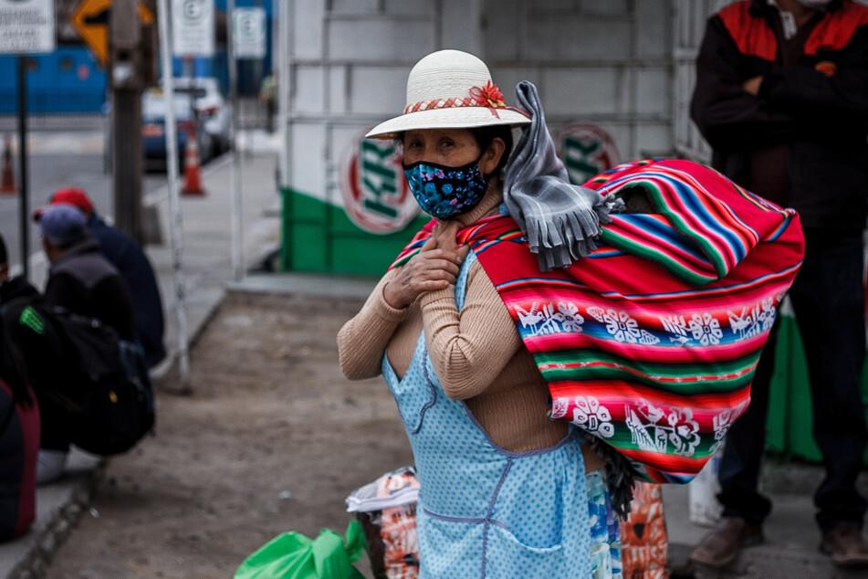 Die Zahl Corona-Infizierten in Chile stieg in den vergangenen Tagen weiter stark an und liegt nun bei 82 289 Fällen.