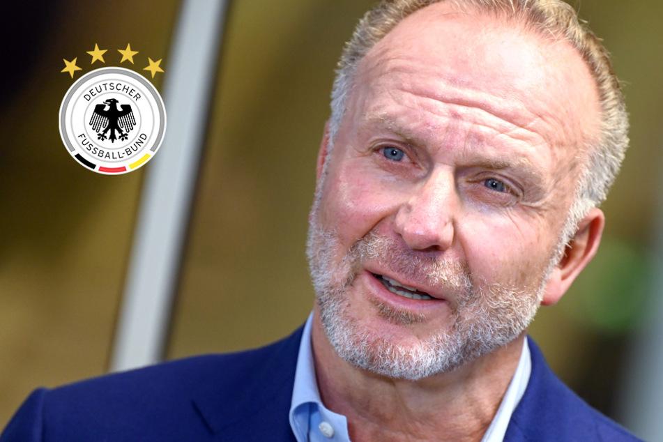 EM-Kracher Deutschland gegen Frankreich: Rummenigge gibt Einschätzung