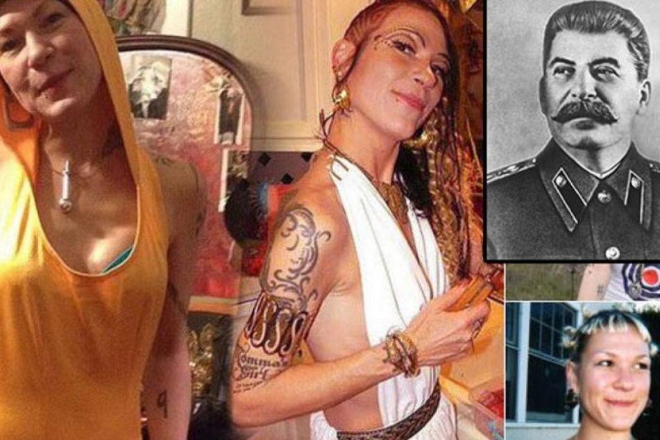 Dieses Punk-Girl ist die Enkelin von Stalin
