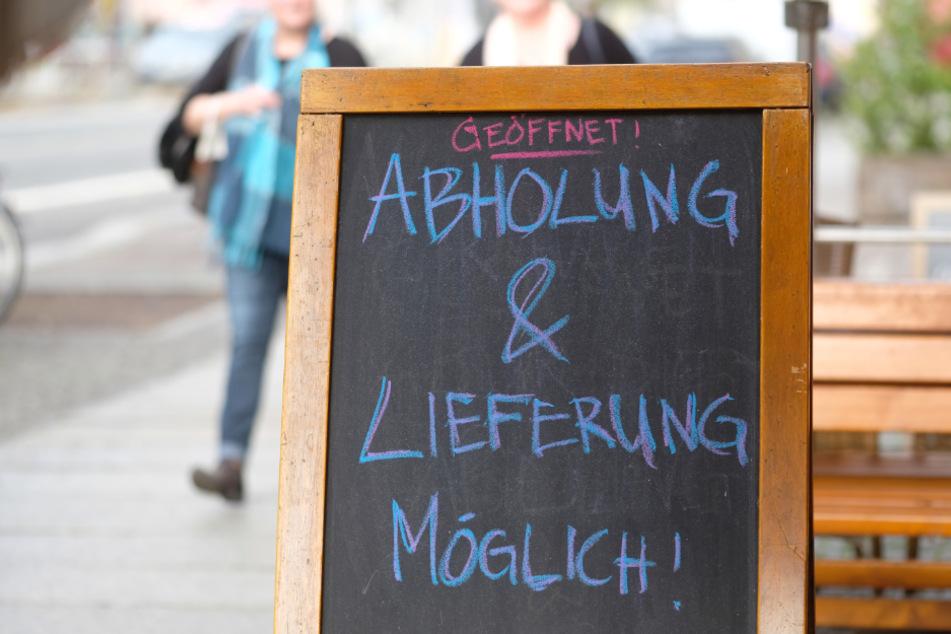 Seit 2. November sind Leipzigs Gastronomen auf die Außer-Haus-Verkäufe angewiesen.