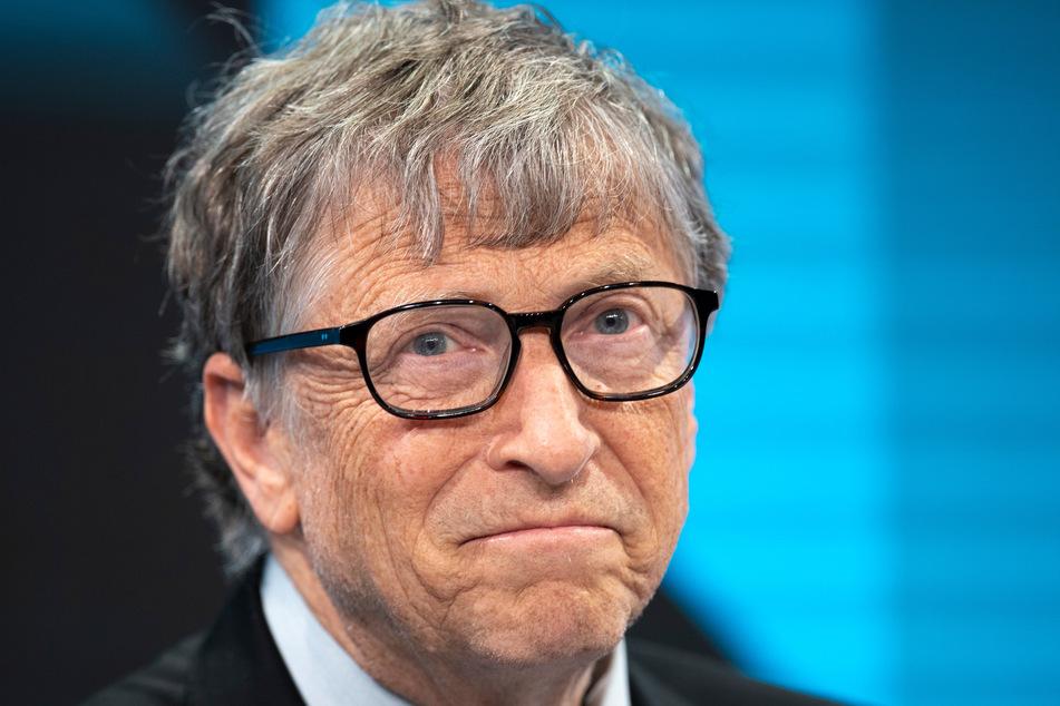 """Gates in einem Interview: """"Es gibt Leute, die wollen das durch eine politische, nicht durch eine wissenschaftliche Brille betrachten."""""""