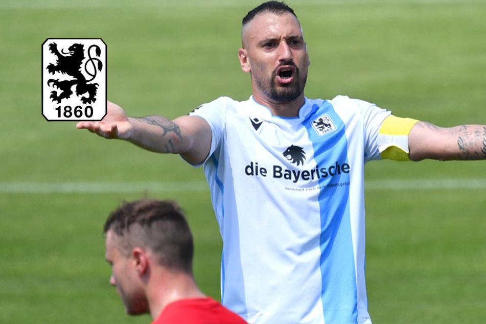 1860 München lässt gegen Hansa Rostock Federn und verpasst Platz drei