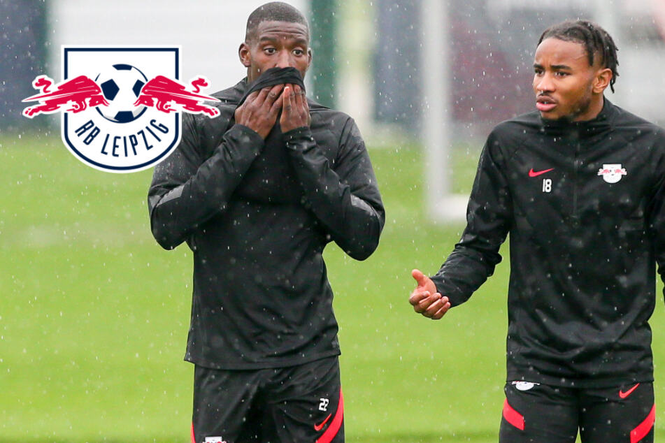 Trainingsfrust bei RB Leipzig: Nkunku haut einfach ab - Mukiele verletzt