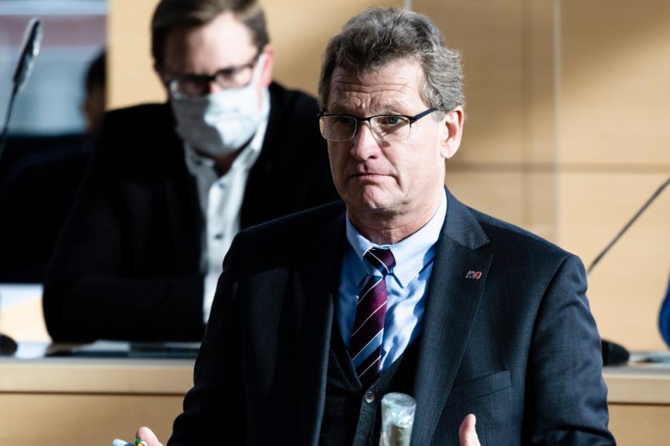 Schleswig-Holsteins Wirtschaftsminister Bernd Buchholz (FDP)