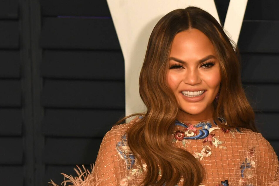 """""""Years of just counting calories"""": Chrissy Teigen is finally done with dieting"""