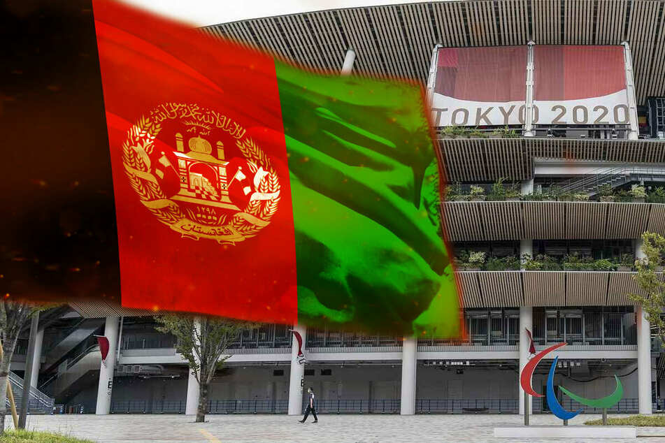 Afghanistan's flag will fly during the Paralympics opening ceremony in solidarity