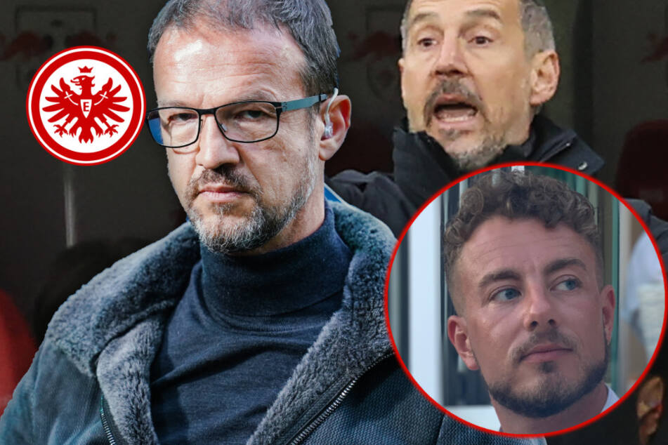 Totalabsturz statt Höhenflug: Versauen Bobic und Hütter der Eintracht jetzt alles?