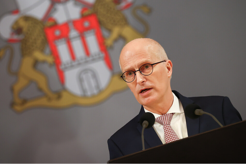 Peter Tschentscher (55, SPD), Erster Bürgermeister in Hamburg,.