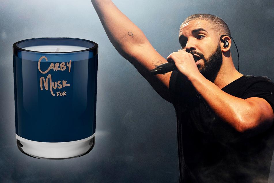 Rapper Drake bringt Duftkerze raus: Darum ist sie sofort ausverkauft!