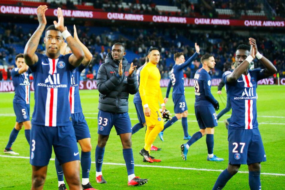 Frankreichs Fußballer verabschieden sich wohl in die Pause. (Archiv- und Symbolbild)