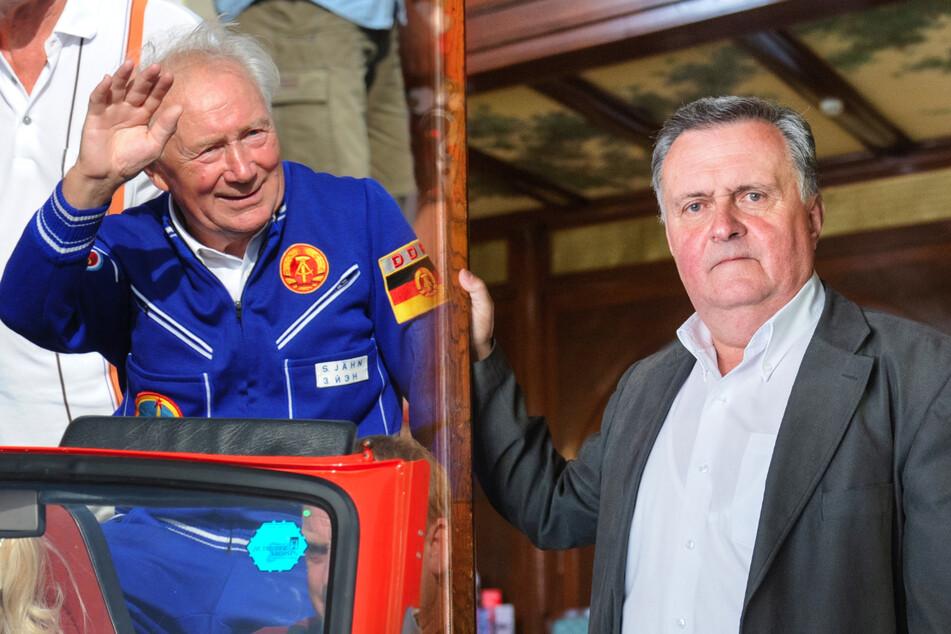 Wegen SED-Vergangenheit! CDU will Sigmund Jähns Namen tilgen