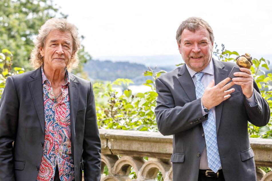Dresden: Dresdner Kästner-Preis für Lebensretter: Peter Maffay gratuliert – und mahnt