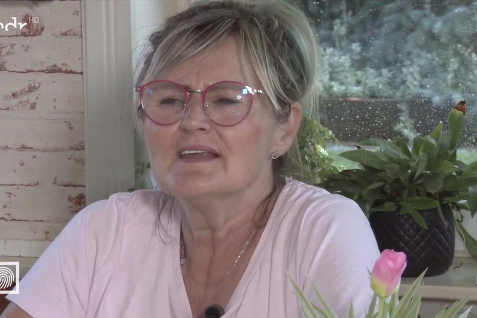 Herberts Tochter Kerstin sah ihren Vater zum letzten mal am 6. März.