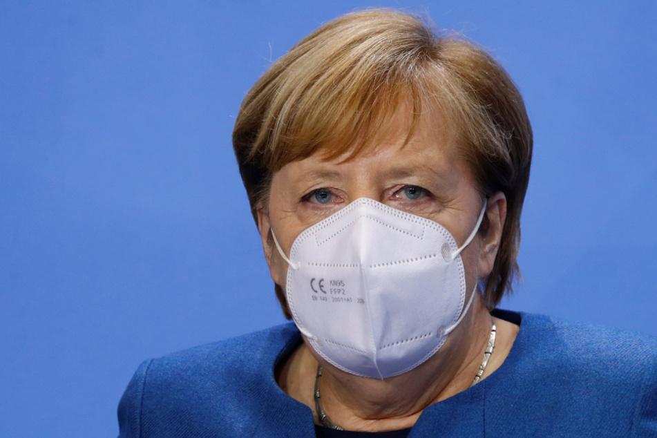 Bundeskanzlerin Angela Merkel (66, CDU) will keine Sonderwege von einzelnen Bundesländern.