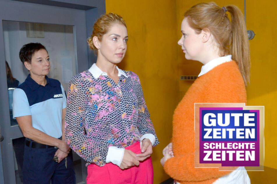 GZSZ: Tragisches Unglück! Muss Nina ins Gefängnis?