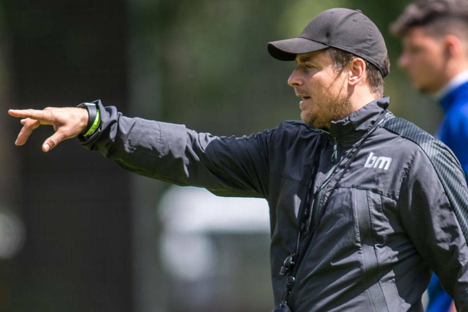 Benedetto Muzzicato verfolgt mit Viktoria Berlin eine Idee und einen konkreten Plan in der 3. Liga.