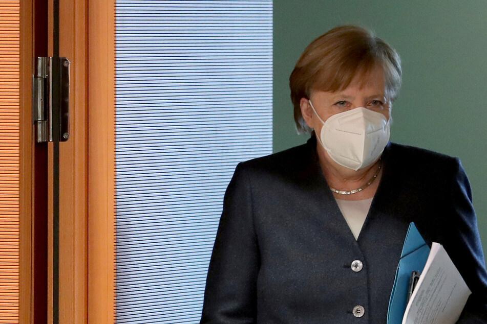 """Merkel über geschlossene Schulen: """"Hätte mir solche Entscheidungen nie gewünscht"""""""