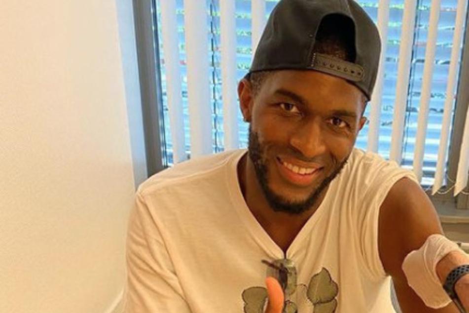 Anthony Modeste (33) ist wieder in Köln und wird als Stürmer beim 1. FC Köln eingeplant.