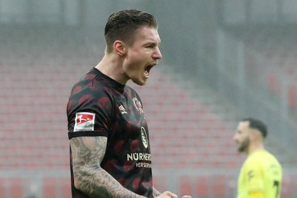 Ihn müssen die Veilchen in Griff kriegen: Club-Torjäger Manuel Schäffler (31).