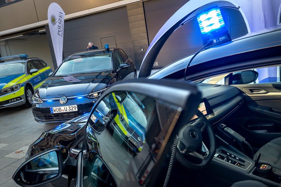 Polizei Zwickau testet neue VW Golf 8 im rauen Alltag