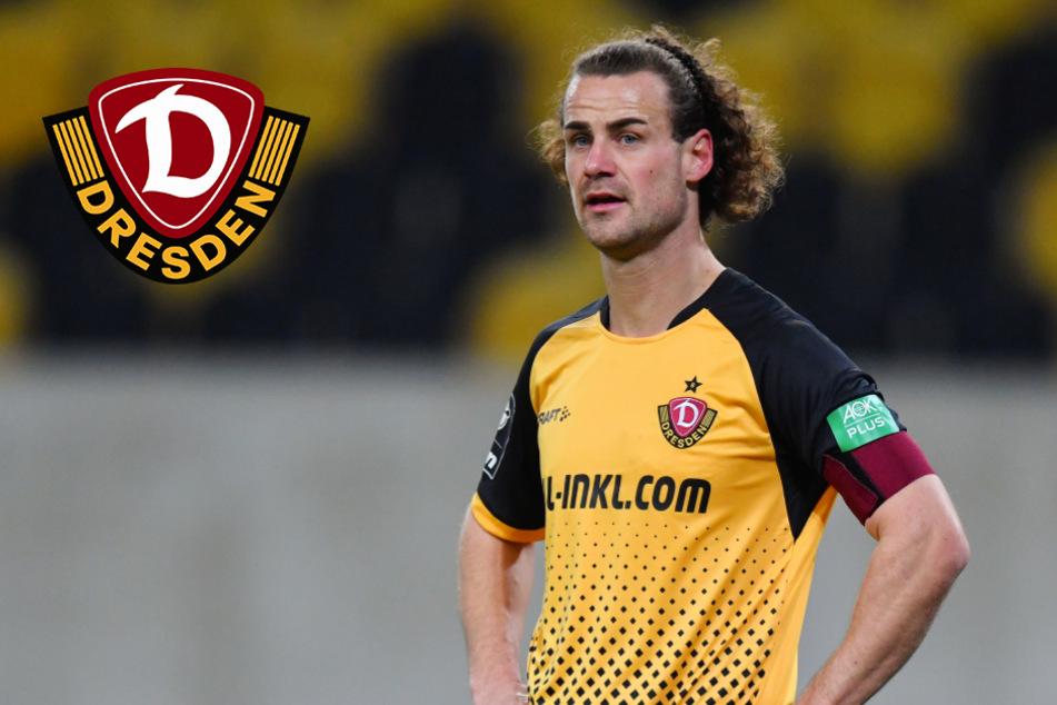 Die Schulter: Dynamo muss weiter auf Yannick Stark verzichten