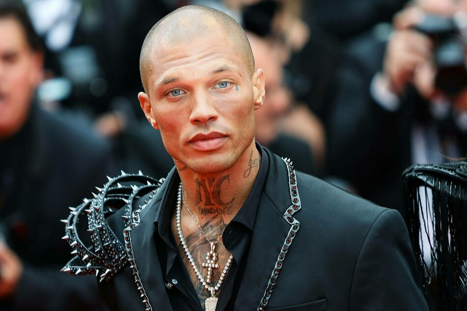 Jeremy Meeks also became famous because of a mugshot.