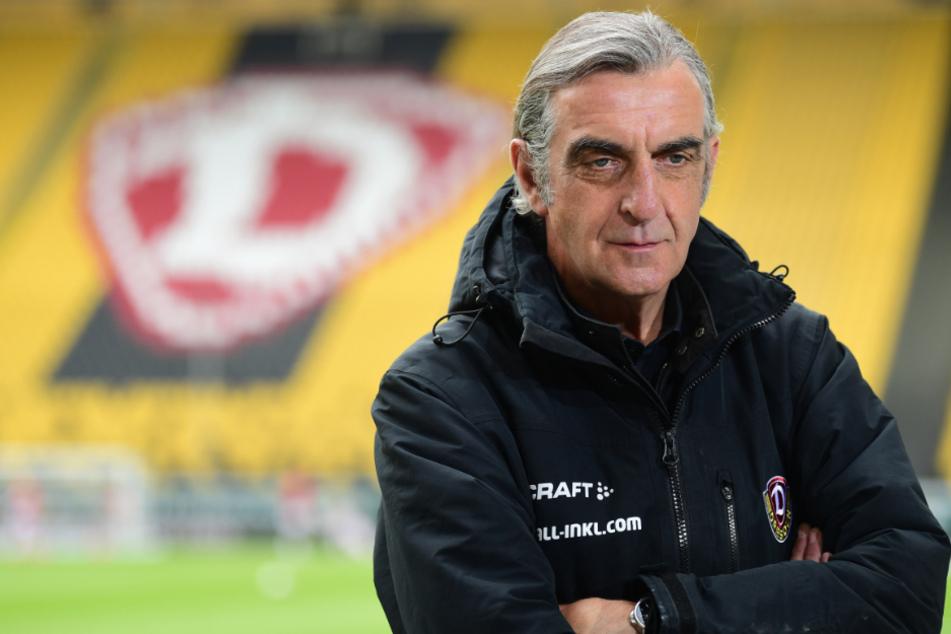 Über eine Verlängerung mit Ralf Minge (59) konnten die Schwarz-Gelben keine Einigung erzielen.