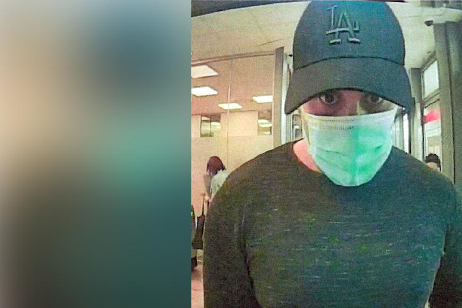 Mann beklaut Frau im Supermarkt: Wer kennt diesen Verdächtigen?